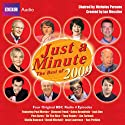 Just a Minute: The Best of 2009 Radio/TV Program by  BBC Audiobooks Ltd Narrated by Nicholas Parsons