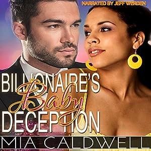 Billionaire's Baby Deception Audiobook