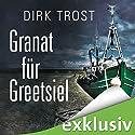 Granat für Greetsiel (Jan de Fries 1) Hörbuch von Dirk Trost Gesprochen von: Jürgen Holdorf