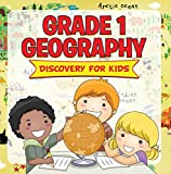 Grade 1 Geography: Discovery For Kids: Flags Of The World Grade One (Children's Cultural Studies Books)