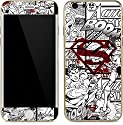 Superman Comic Logo in Red - Apple iPhone 6 - Skinit Skin