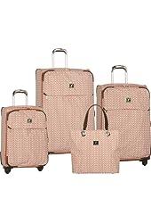 Diane Von Furstenberg Luggage Kian 4 Piece Set