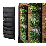 7 POCKET HANGING VERTICAL GARDEN Eco-Friendly, from 100% Recycled Material