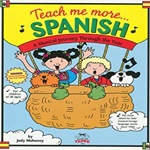 Teach Me More Spanish Audiobook