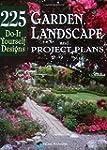 Garden, Landscape and Project Plans:...