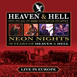 Neon Nights: 30 Years of Heaven & Hell - Live in Europeby Heaven and Hell (Rock)