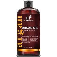 Art Naturals Organic Moroccan Argan Oil Hair Growth Shampoo