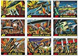 MARS ATTACKS HERITAGE 2012 TOPPS COMPLETE BASE CARD SET OF 55