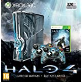 Console Xbox 360 320 Go + 2 Manettes + micro-casque + Halo 4 - bundle �dition limit�epar Microsoft