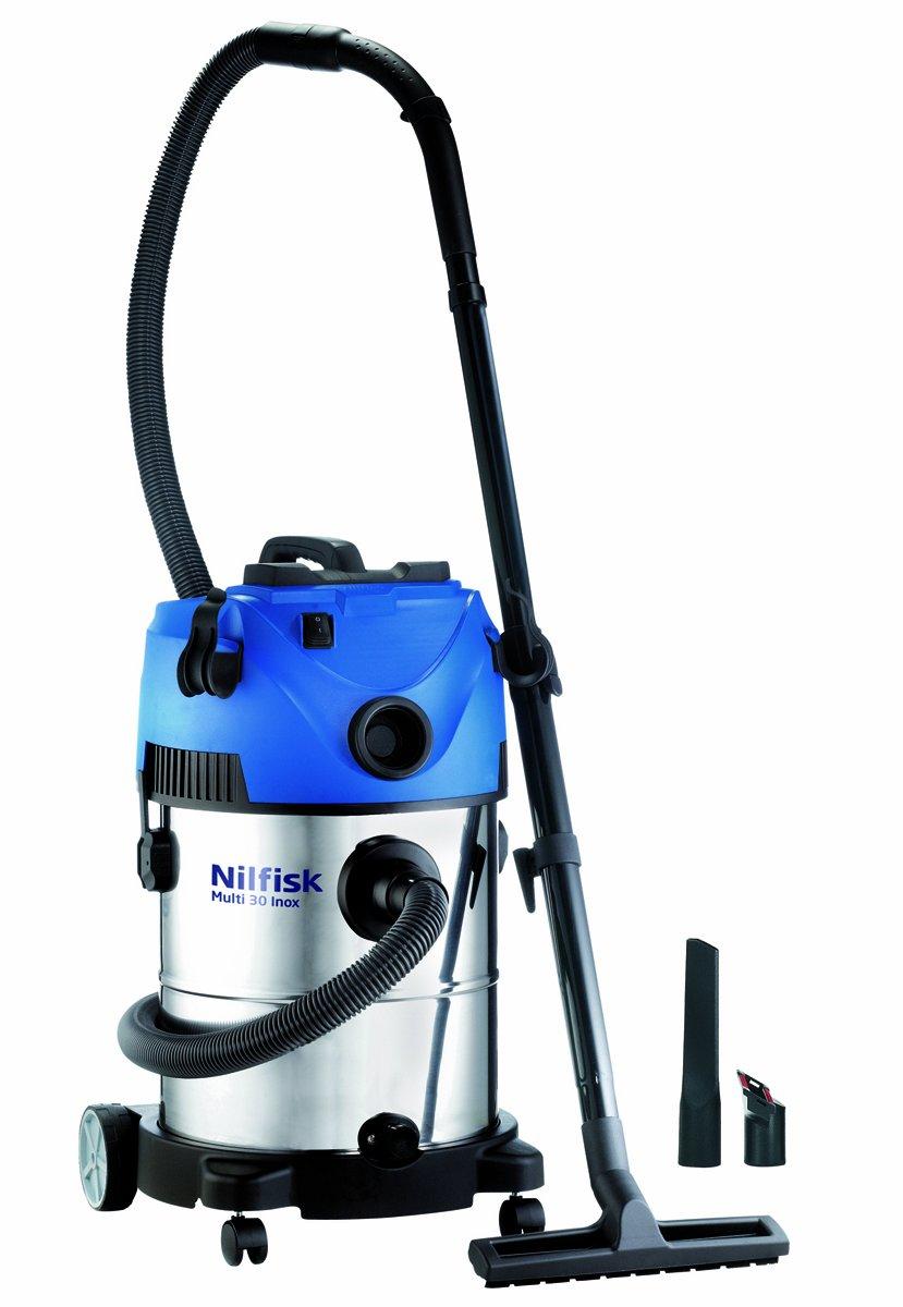 Nilfisk 107402050 Nass/ Trockensauger Multi 30 Inox  BaumarktKundenbewertung und Beschreibung