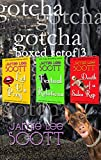 Gotcha Detective Agency Mysteries Boxed Set (3 Books)