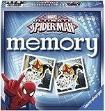 Ravensburger - 22254 - Jeu Educatif - Grand Memory Ultimate Spiderman