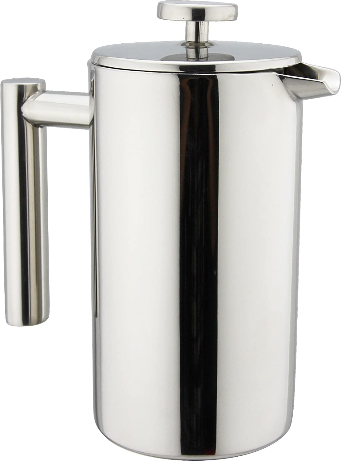 French Press Coffee Maker Meijer : Kuissential 8-Cup Stainless Steel French Press Amazon Lightning Deal Picks Coupon Karma