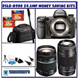 Sony Alpha DSLR-A900 24.6MP SLR (Camera Body) +