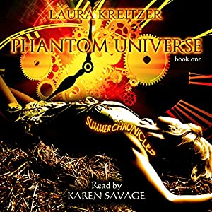 Phantom Universe Audiobook