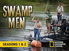 Swamp Men Seasons 1 & 2