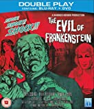 The Evil Of Frankenstein (Blu Ray + DVD Double Play) [Blu-ray]