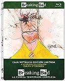 Breaking Bad 4 Temporada Blu-ray España Edición Metálica