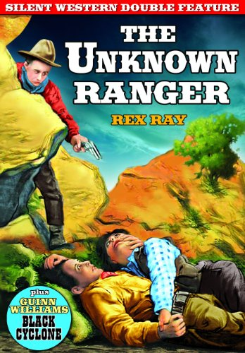Silent Western Double Feat: Unknown Ranger [DVD] [1920] [Region 1] [US Import] [NTSC]