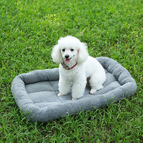 Lesypet-Small-Dog-Crate-Cotton-Washable-Mat
