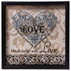 Love Framed Wall Decor