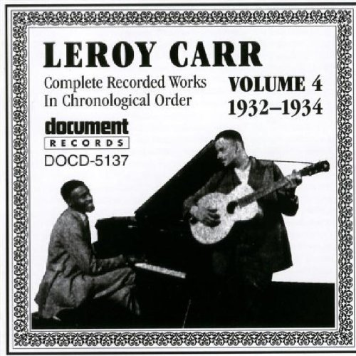 Complete Recorded Works 4 (1932-34)