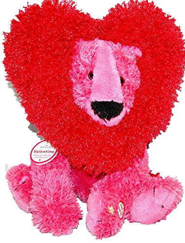 "Hallmark Valentino 12"" Plush Lion - 1"