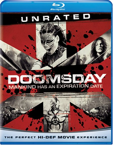 Doomsday [Unrated] / Судный день (2008)