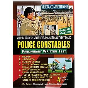 Andhra Pradesh State Level Police recruitment Board POLICE CONSTABLE-Preliminary Written Test - [ ENGLISH MEDIUM ]