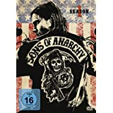 "Sons of Anarchy - Season 1 [4 DVDs]von ""Charlie Hunnam"""