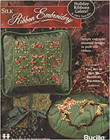 Ribbon embroidery books india