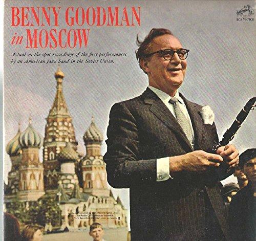 Benny Goodman: In Moscow 2LP VG++ Canada RCA LOC 6008 Gatefold (Benny Goodman In Moscow compare prices)