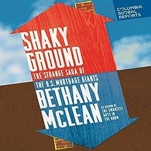 Shaky Ground Audiobook