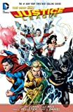 Justice League Vol. 3: Throne of Atlantis (The New 52) (Jla (Justice League of America) (Graphic Novels))