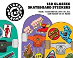 Stickerbomb Skateboard: 150 Classic S...