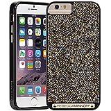 【日本正規品】 REBECCA MINKOFF × Case-Mate Gold Brilliance Case,Black Gloss/Gold Crystals iPhone6s / iPhone6 レベッカミンコフ ゴールド ブリリアンス ケース CM031574