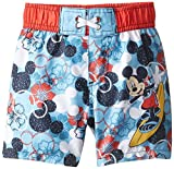 Disney Baby Boys' Mickey Bathing Suit, Blue, 24 Months