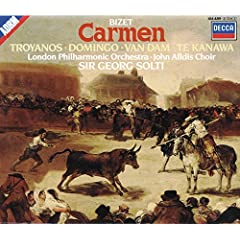 Bizet: Carmen - Entracte between Act II & III
