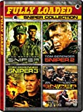 Sniper (1993) / Sniper 2 / Sniper 3 / Sniper: Reloaded (2 Discs) Multi Feature