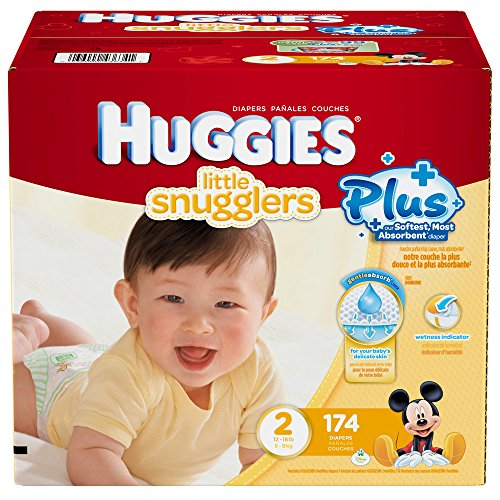 huggies-little-snugglers-plus-size-2-174-pack