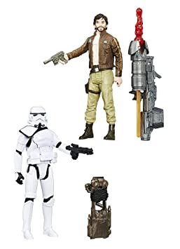 Star Wars Rogue One Action Figure 2-Pack 2016 Exclusive 10 cm Hasbro Figures