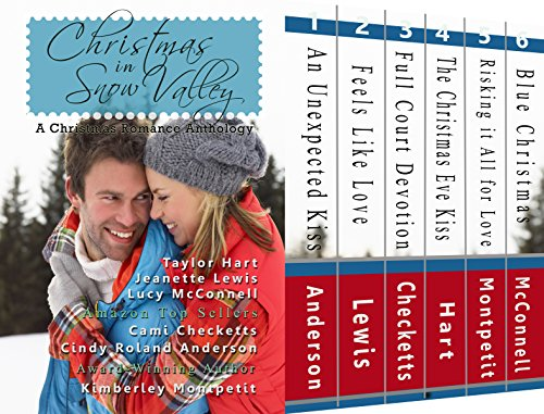 Christmas In Snow Valley by Cami Checketts, Cindy Roland Anderson, Kimberley Montpetit, Lucy Mcconnell, Taylor Hart, Jeanette  Lewis ebook deal