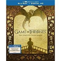 Game Of Thrones: Fifth Season Blu-ray
