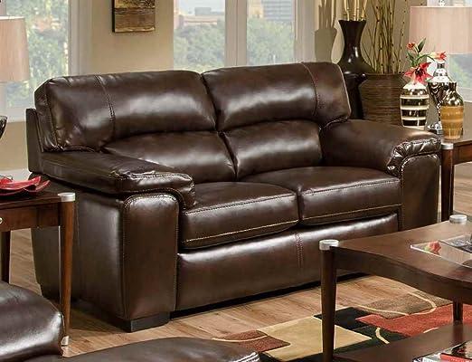 Indoor Upholstered Loveseat