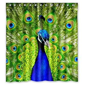 popular bath peacock feather bath set 66 x