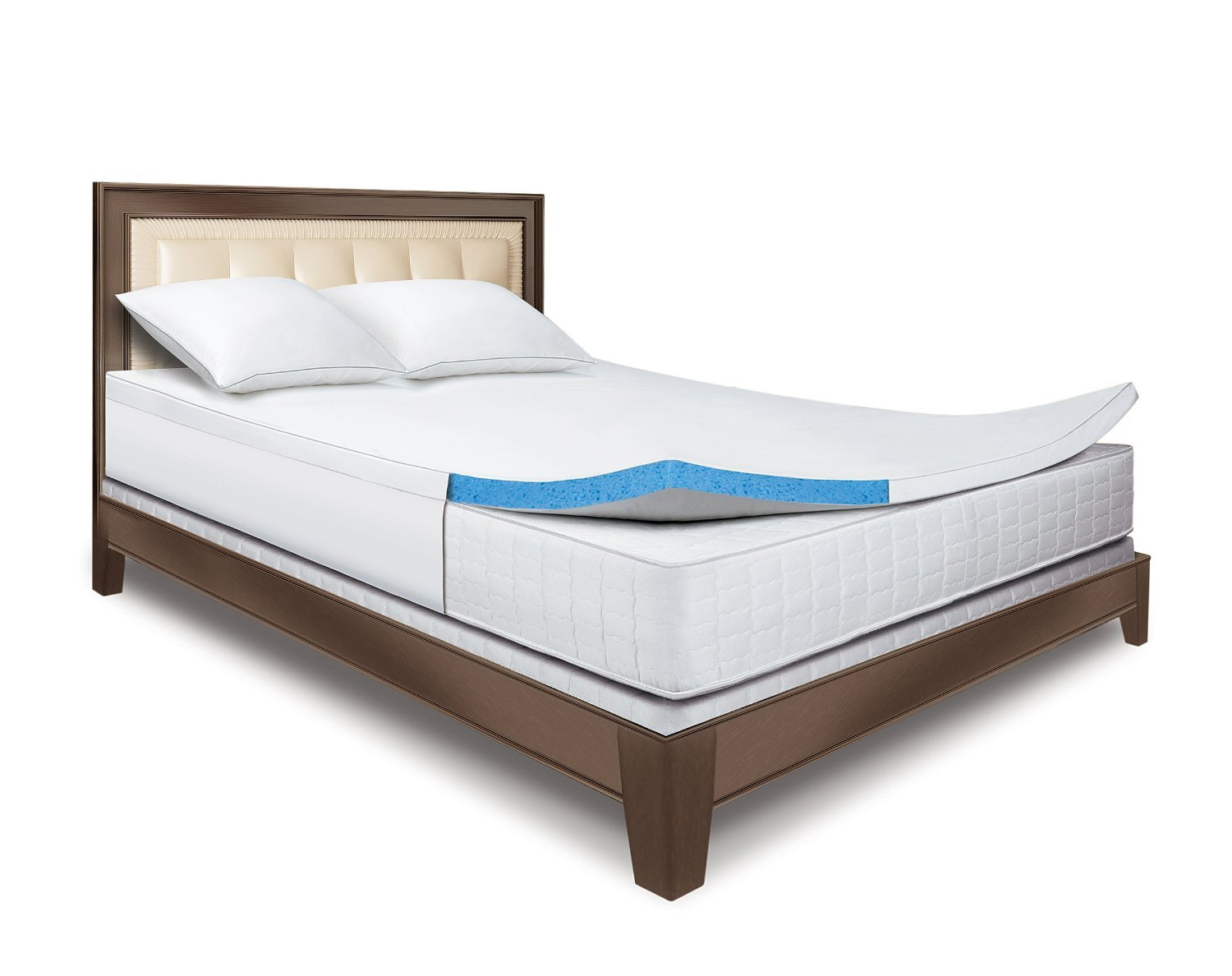 BedInABox Natural Silk Elegance Gel Bed Mattress (Twin) Compare Prices