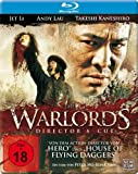 echange, troc The Warlords  [DC] [MP] [Blu-ray] [Import allemand]
