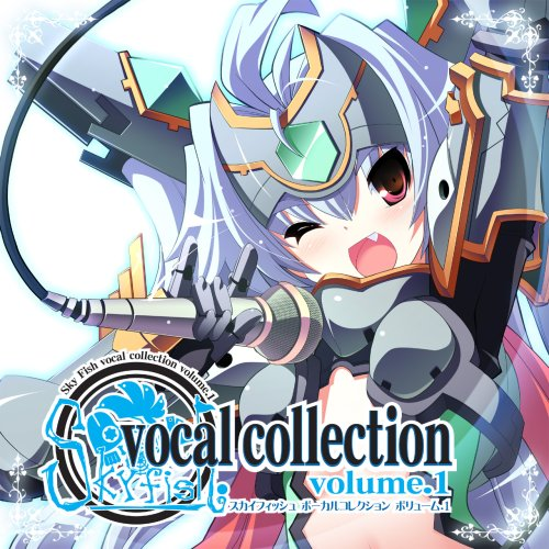 SkyFish vocal collection vol.01