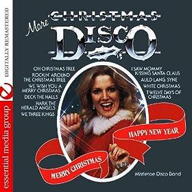 The Mistletoe Disco Band - Christmas Disco