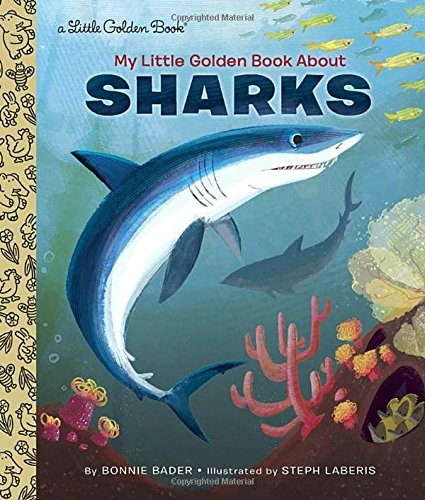 My Little Golden Book About Sharks (Little Fish Book compare prices)